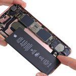 Ремонт техники и электроники. Аккумулятор и батарея для телефона в ассортименте