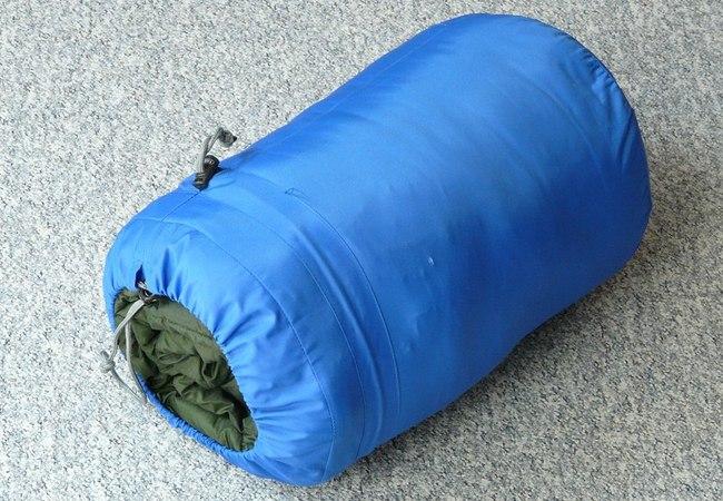 Организация путешествий. Спальные мешки от известных брендов