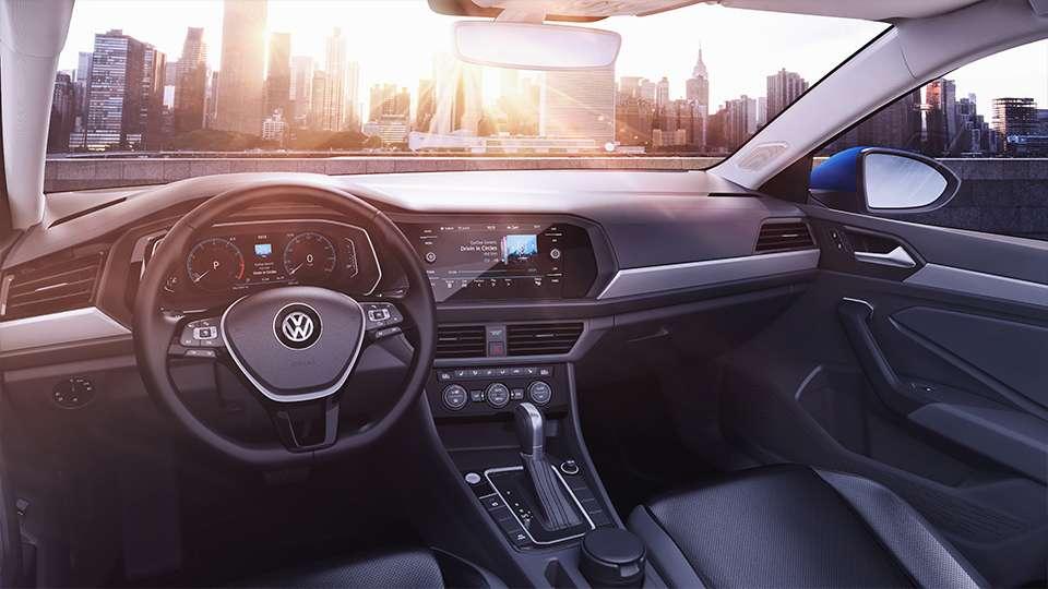 Узнайте первым все о НОВОМ Volkswagen Jetta