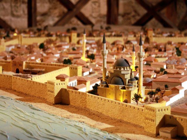 Реконструкция старого города