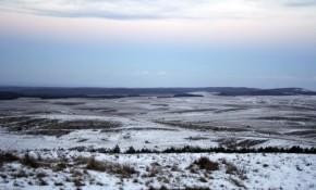 Караби-яйла зимой