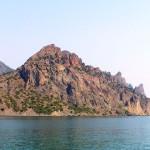 Карадаг — экскурсия на вулканический массив