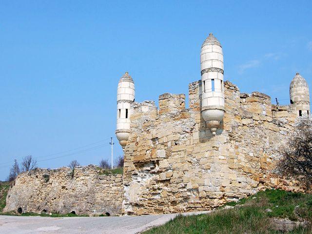 Древняя крепость Эни-Кале