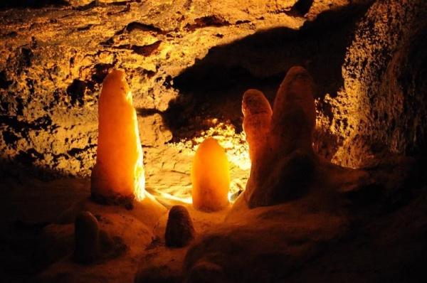 Пещеры Крыма – Кизил-Коба или Красная пещера