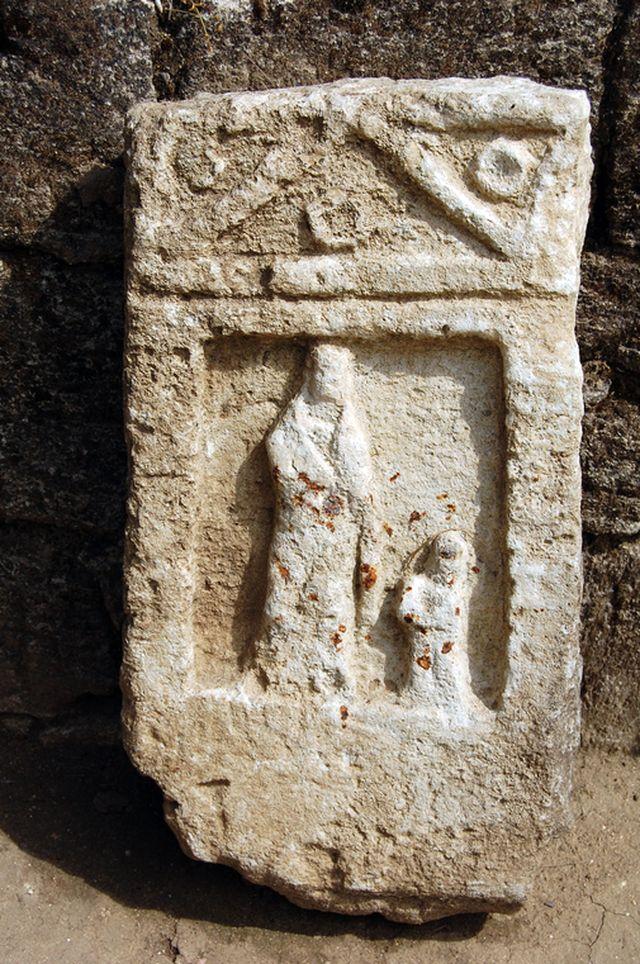 Артефакты царского кургана