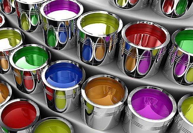 Краски и лакокрасочные материалы