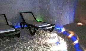 Лечение астмы в соляных пещерах