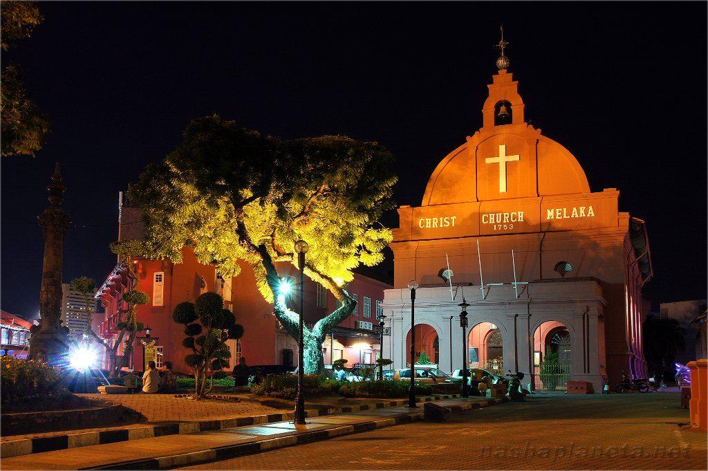 Город Малакка в Малайзии – рай для любителей достопримечательностей