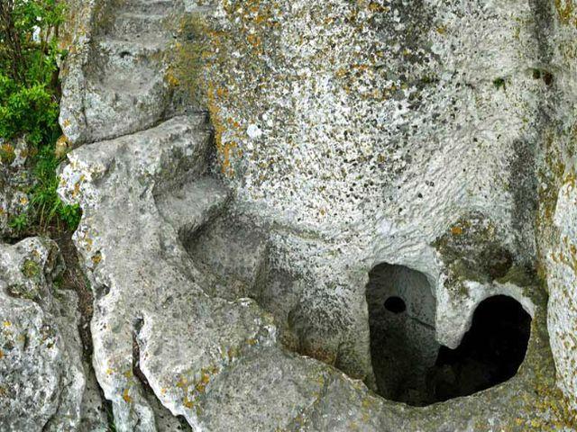 Древний Мангуп