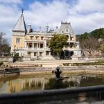 Массандра — маленькая Франция в Крыму