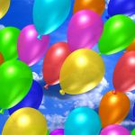 Воздушные шарики в Киеве