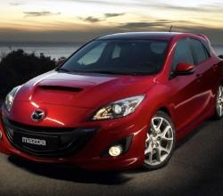Mazda 3 MPS - из России на Украину