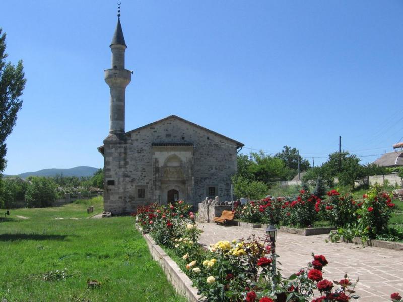 Мечеть хана Узбека Старый Крым