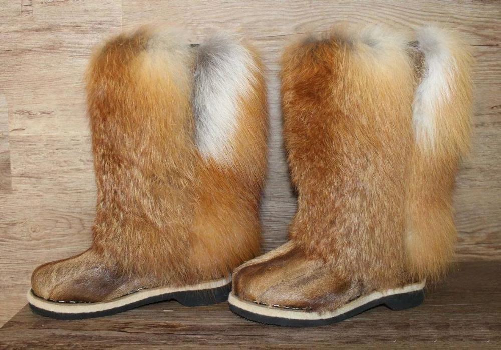 Выбираем зимнюю обувь для ребенка