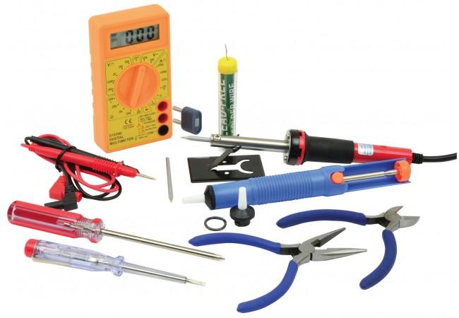Автомобильные инструменты для ремонта. Профессиональное или «бытовое» оборудование?