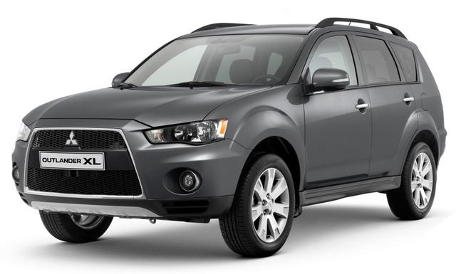 Mitsubishi Outlander XL -  -  
