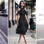 Стильные вечерние платья миди от OpTov
