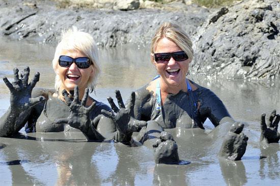 Лечебные грязи Крыма