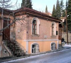 Дом Семёна Надсона в Ялте