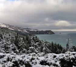 Отдых зимой в Крыму