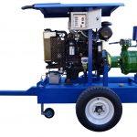 Как выбрать подходящую модель дизельной насосной станции?