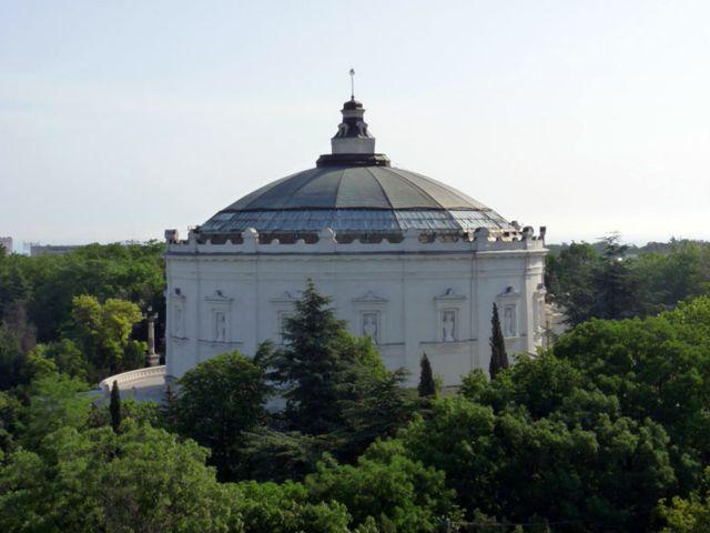 Здание Панорамы «Обороны Севастополя 1854-55гг.»