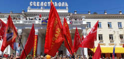 Парад победы Севастополь