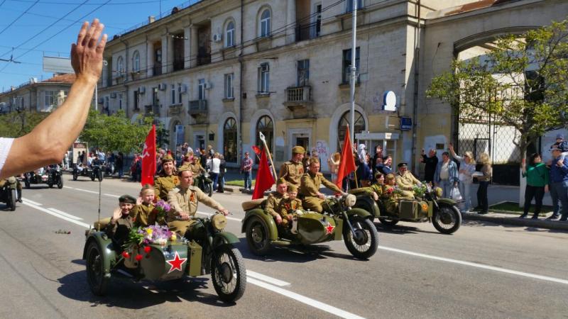 9 мая Севастополь 2015 г