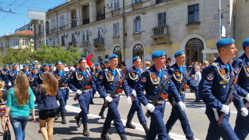 9 мая Севастополь 2015