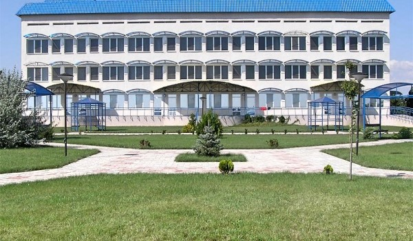 Паралимпийский центр Евпатории