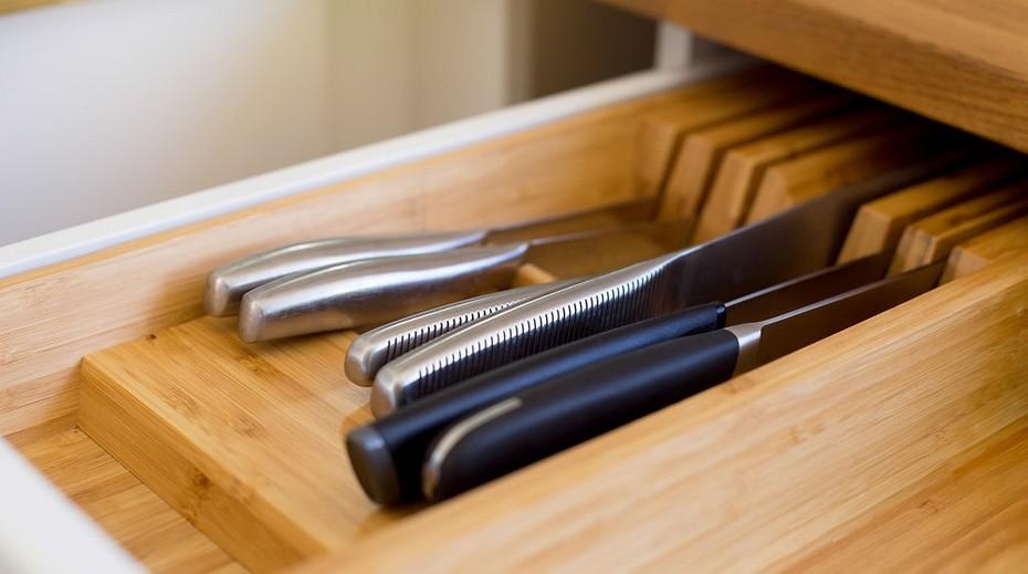 Как выбрать хороший нож для кухни