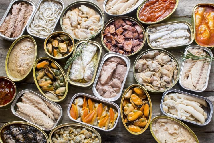 Рынок консервов рыбных: резкий скачок производства