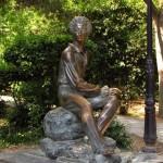 Александр Пушкин в Гурзуфе