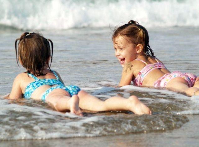 Евпатория - отличное место для отдыха с детьми