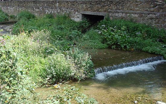Река Дерекойка, Ялта
