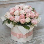 Красивые букеты в коробках – стильно и оригинально!