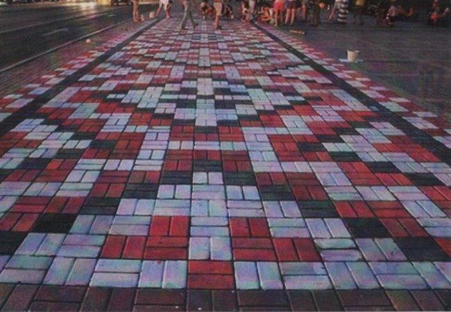 Тротуарная плитка в Харькове