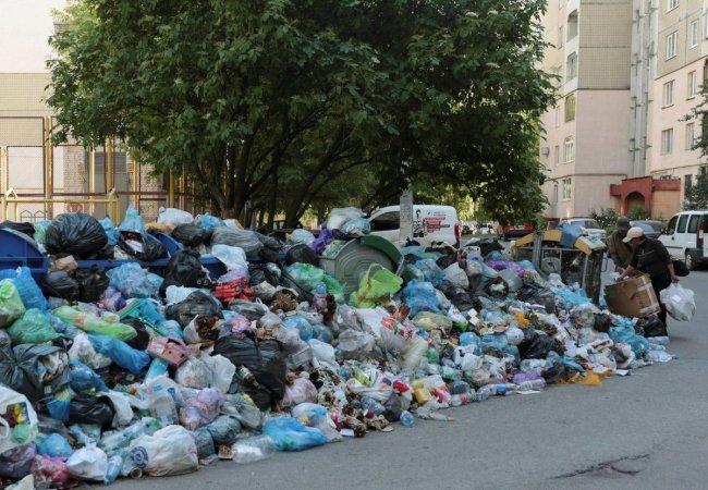 Вывоз мусора и эко отчетность