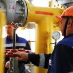 Промышленная и бытовая газотранспортная система