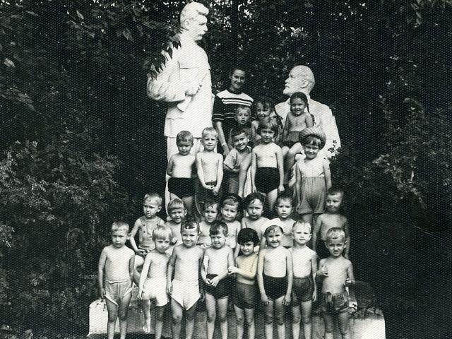 Детский сад в тоталитарную эпоху СССР