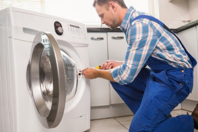 Как починить стиральную машину на дому