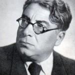 Илья Сельвинский в Крыму