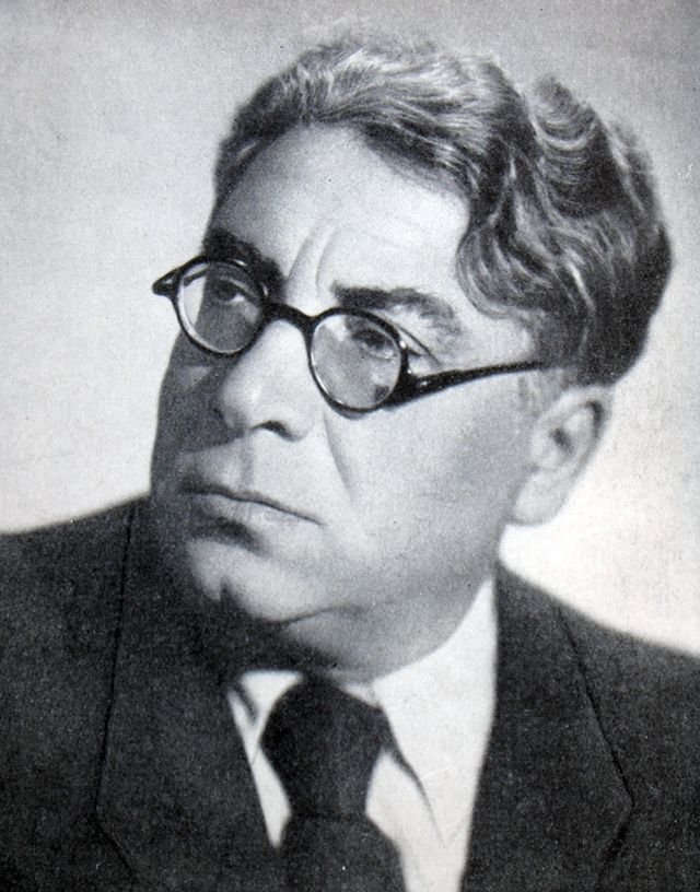 Илья Сельвинский - крымский литератор