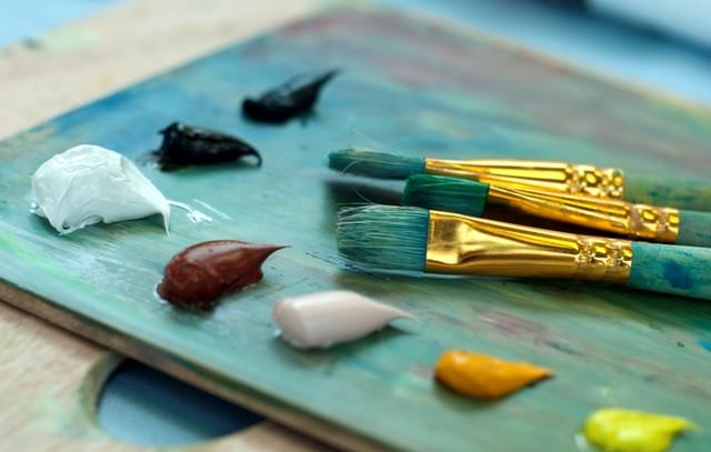 Студия живописи - Открой в себе художника