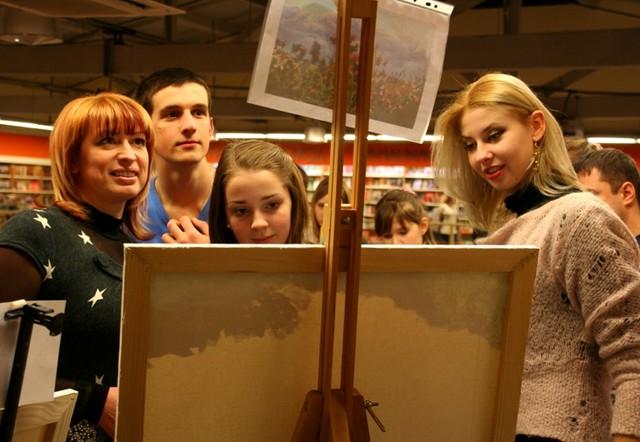 Авторский проект - Открой в себе художника, Севастополь