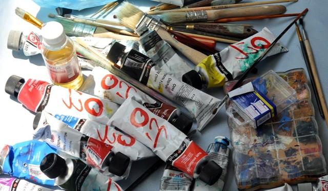 Мастер классы рисования маслом в Севастополе