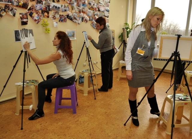 Студия живописи в Севастополе