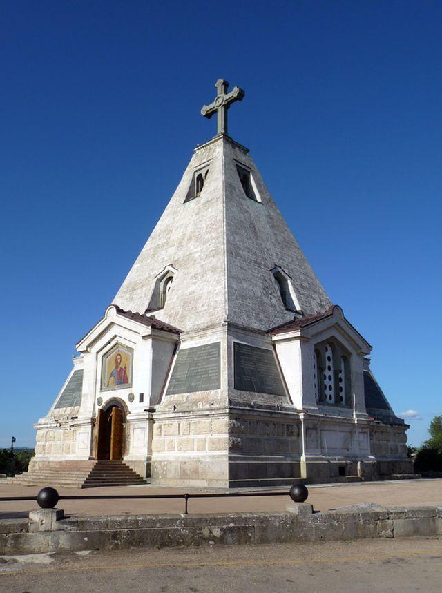 Храм Святого Николая в Севастополе