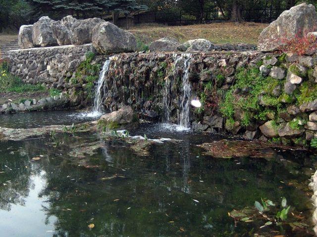 Салгирка - самый старый парк  Симферополя