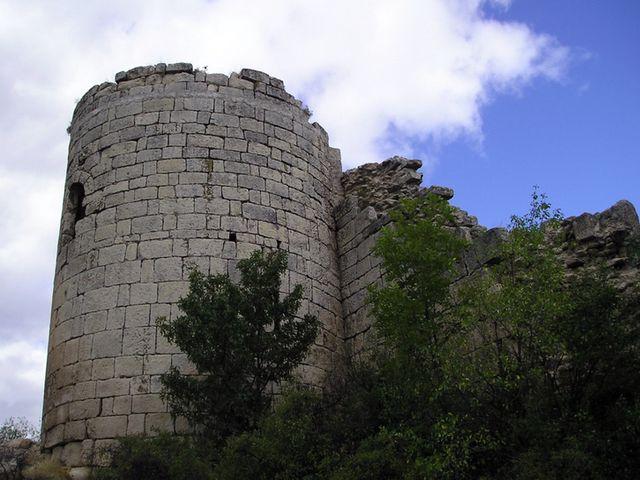 Оборонительная башня